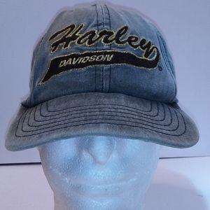 Harley Davidson Pacific Division Honolulu Hat C ap